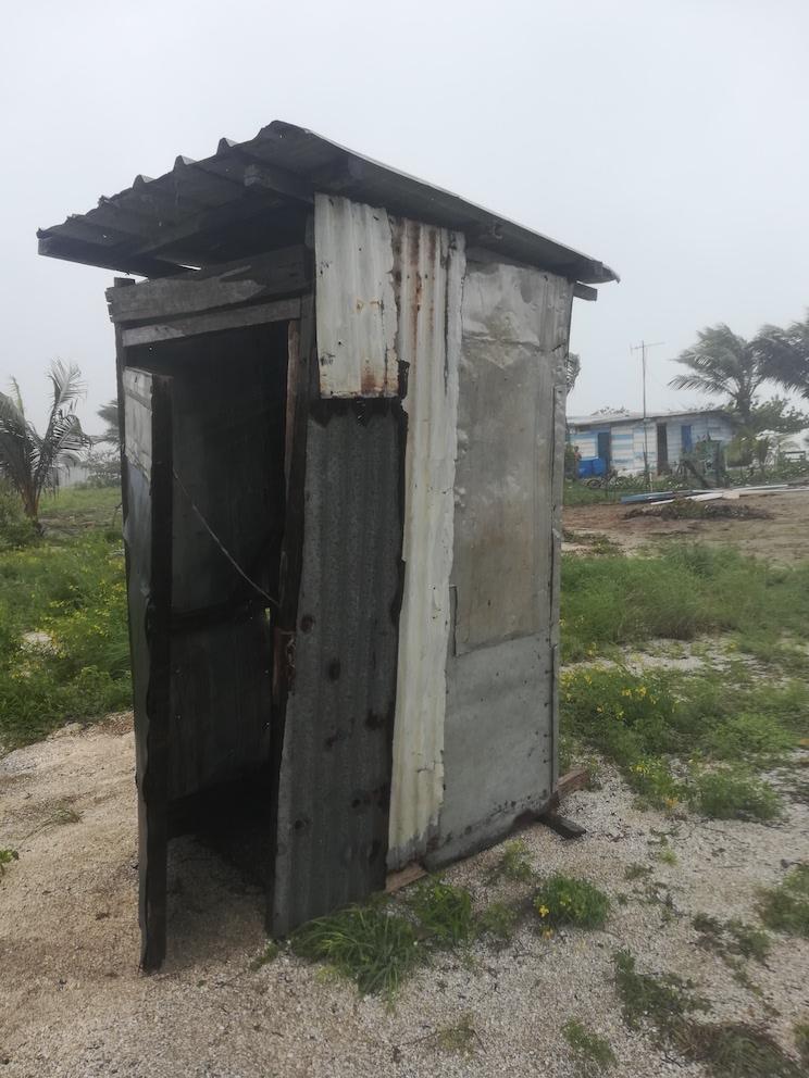 パプアのトイレ①
