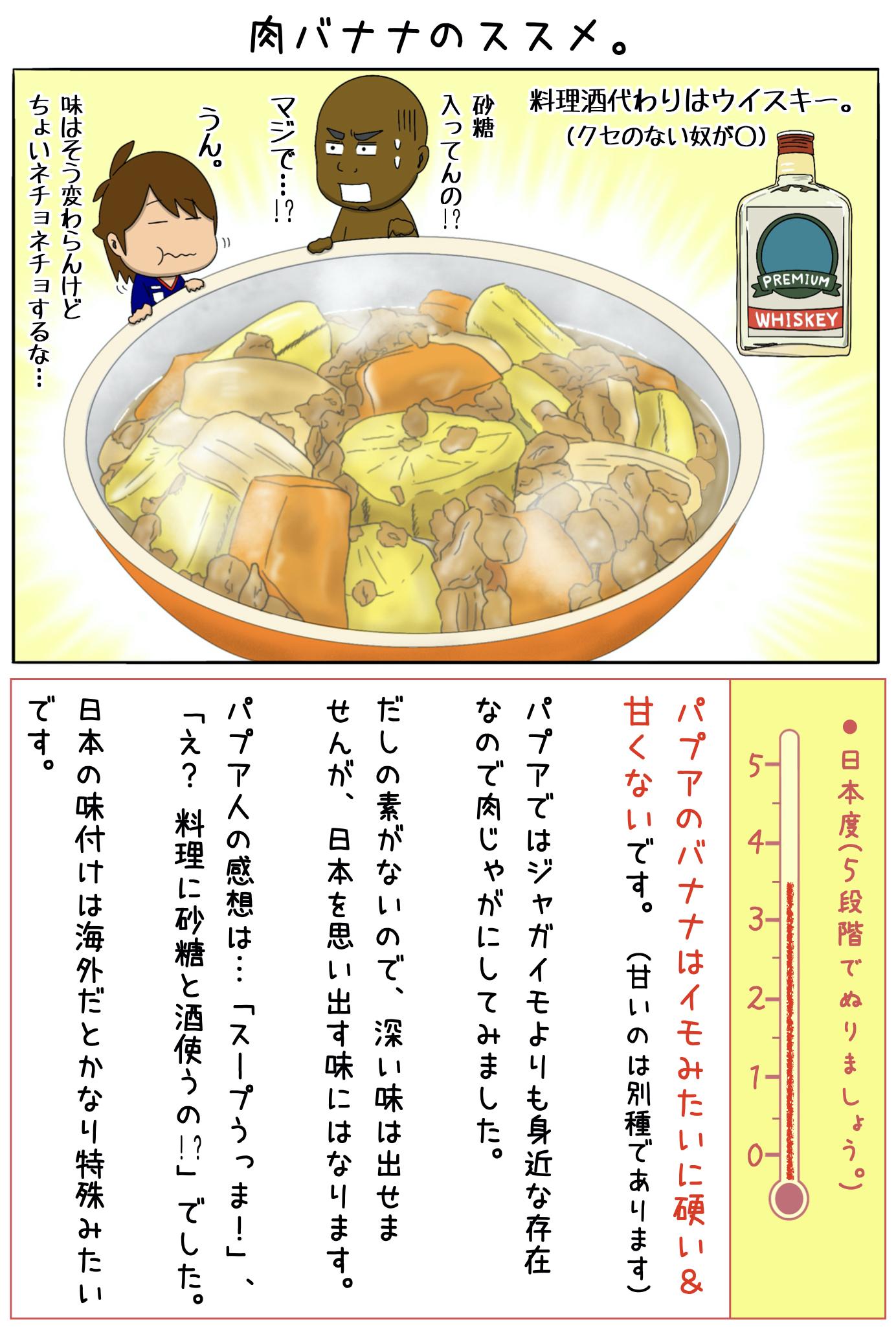 パプア マンガ 179 パプアのキッチンは基本….002